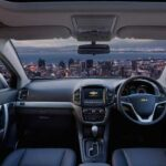 2022 Chevrolet Captiva Interior