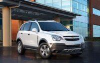 2022 Chevrolet Captiva Sport Exterior