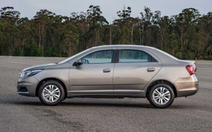 2022 Chevrolet Cobalt Exterior