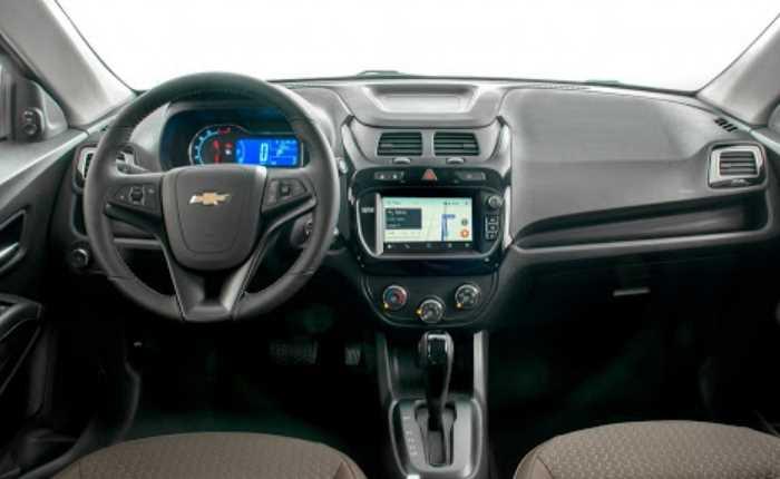 2022 Chevrolet Cobalt Interior