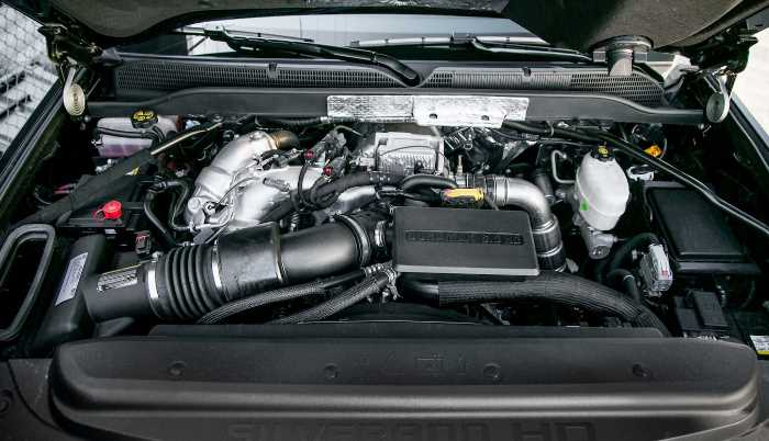 2022 Chevrolet Express 2500 Engine