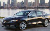 2022 Chevrolet Impala SS Exterior