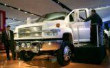 2022 Chevrolet Kodiak Exterior