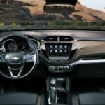 2022 Chevrolet SS Interior