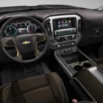 2022 Chevrolet Silverado MD Interior