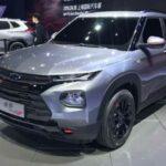 2022 Chevrolet Trailblazer Exterior