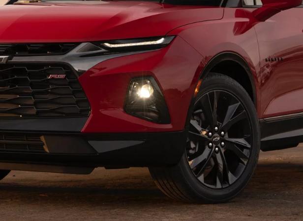 2022 Chevrolet Blazer Exterior