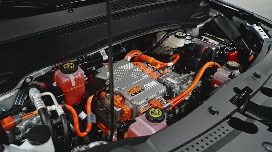 2022 Chevrolet Bolt EUV Engine