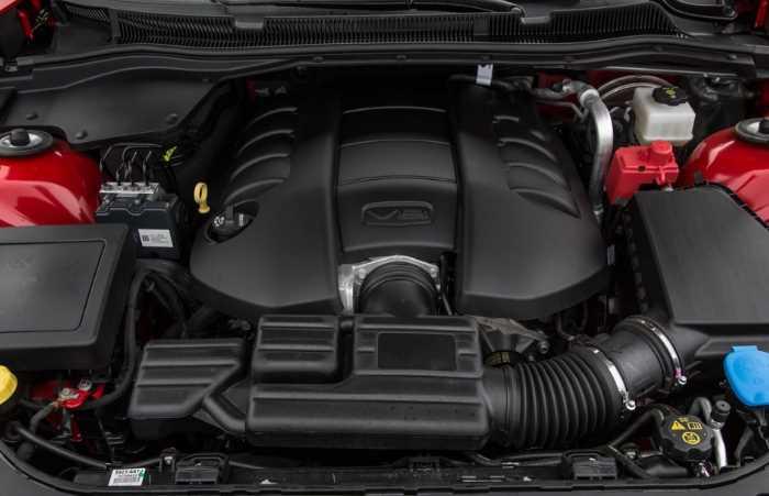 2022 Chevrolet Chevelle Engine
