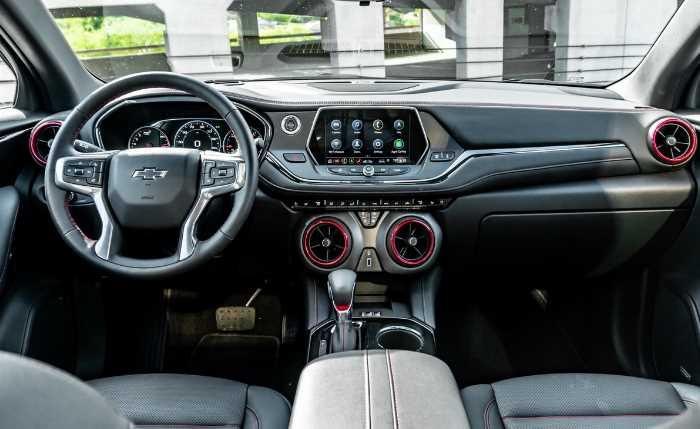 2022 Chevrolet Chevelle Interior