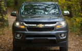 2022 Chevrolet Colorado Exterior