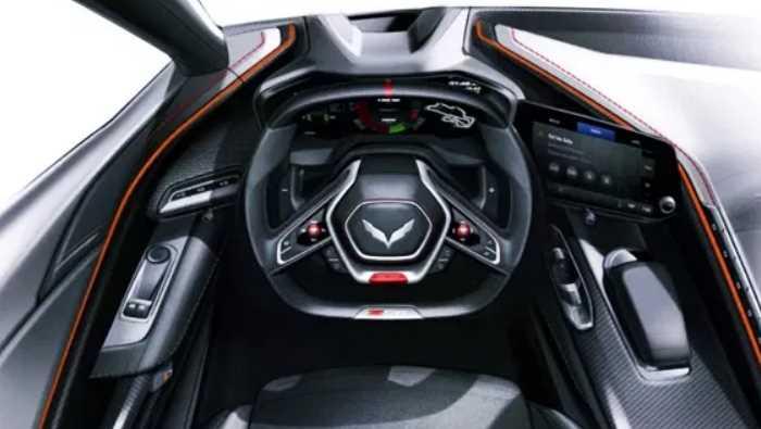 2022 Chevrolet Corvette C6 ZR1 Interior