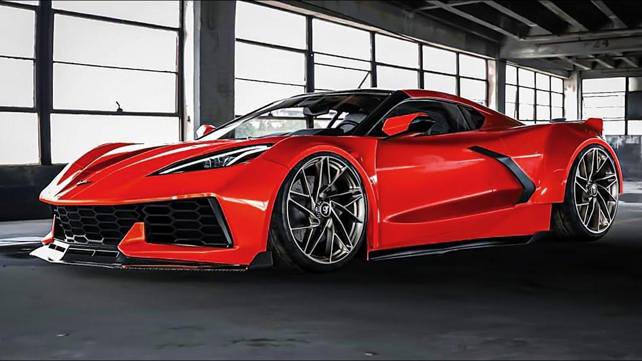 2022 Chevrolet Corvette Exterior
