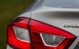 2022 Chevrolet Cruze Exterior