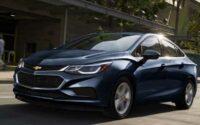 2022 Chevrolet Spark Interior