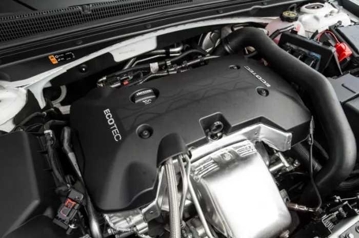 2022 Chevrolet Malibu Engine