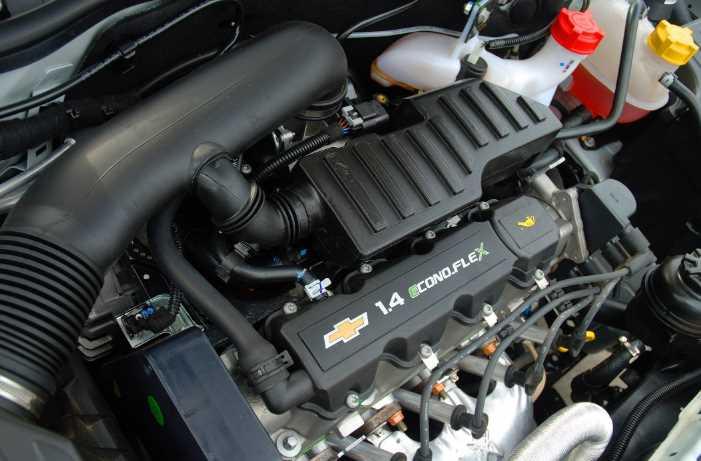2022 Chevrolet Montana Engine