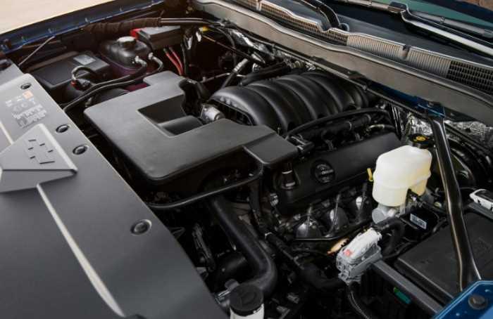 2022 Chevrolet Silverado 1500 Engine