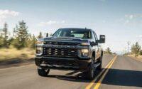 2022 Chevrolet Silverado 2500 Exterior