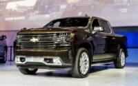2022 Chevrolet Silverado 3500HD Exterior