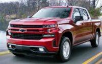 2022 Chevrolet Silverado Exterior