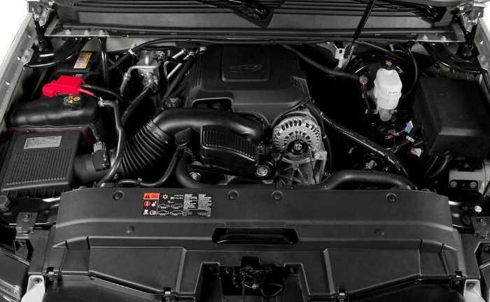 2022 Chevrolet Tahoe Engine