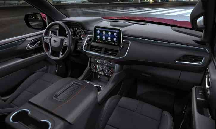 2022 Chevrolet Tahoe Interior