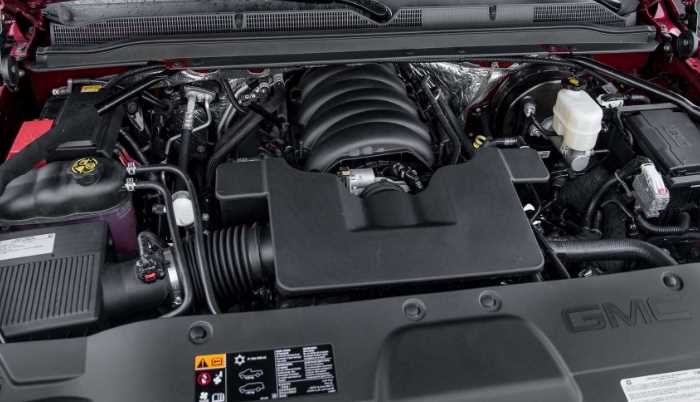 2022 Chevrolet Tahoe Premier Engine