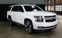 2022 Chevrolet Tahoe Premier Exterior