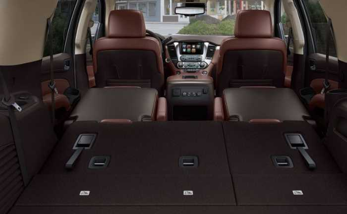 2022 Chevrolet Tahoe Premier Interior