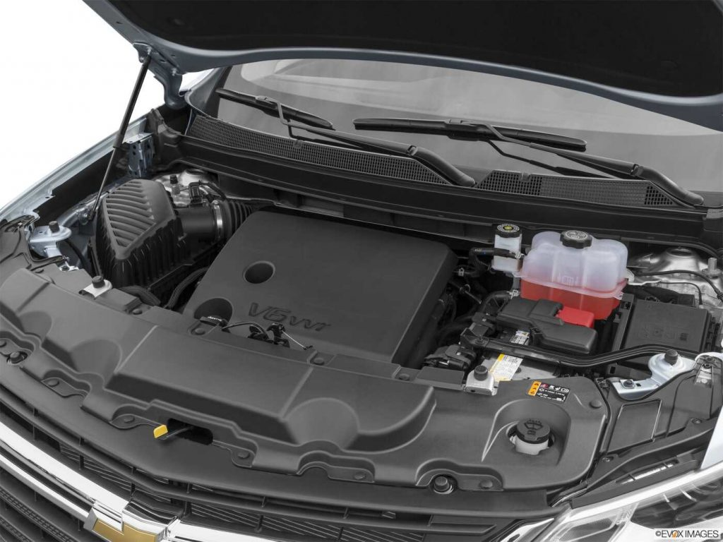 2022 Chevrolet Traverse Engine