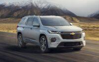 2022 Chevrolet Traverse Exterior