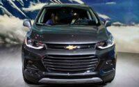 2022 Chevrolet Trax Exterior