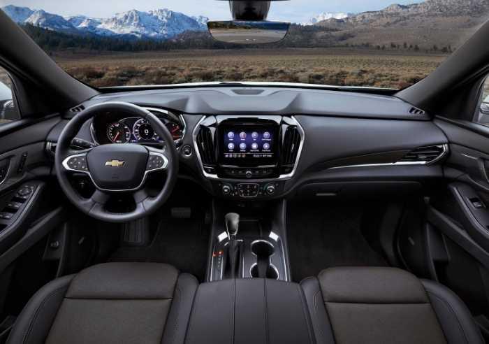 2022 Chevrolet Trax Interior