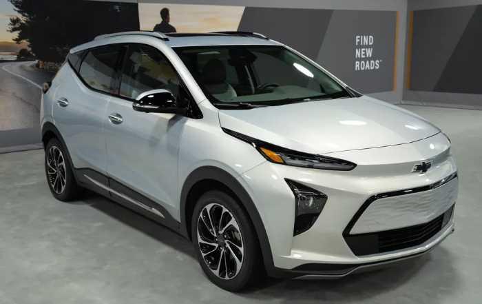 2022 Chevrolet Volt Exterior