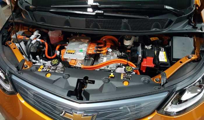 2022 Chevy Bolt Engine