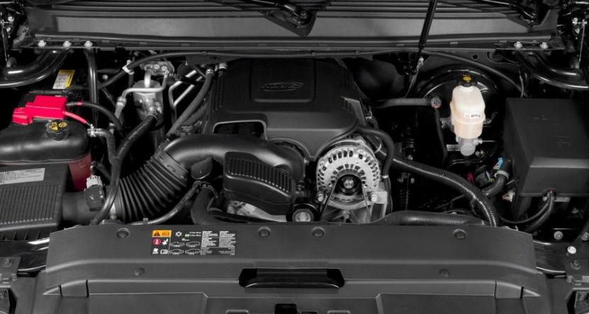 2022 Chevrolet Blazer Engine
