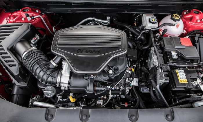 2022 Chevrolet Blazer RS Engine