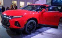 2022 Chevrolet Blazer RS Exterior