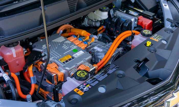 2022 Chevrolet Bolt Engine