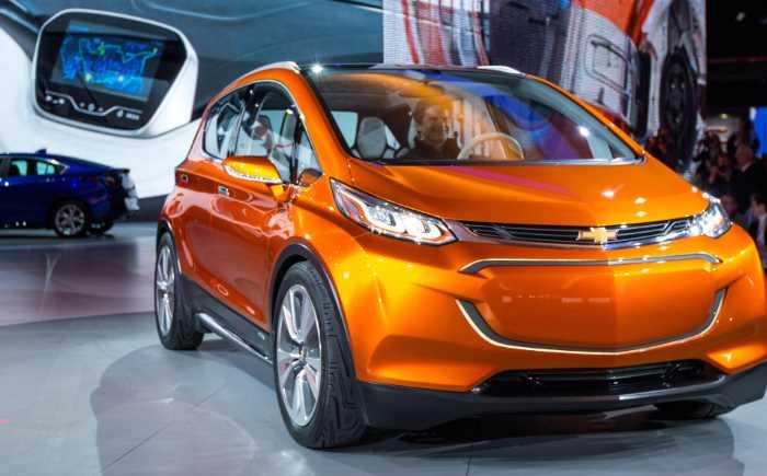 2022 Chevrolet Bolt Exterior