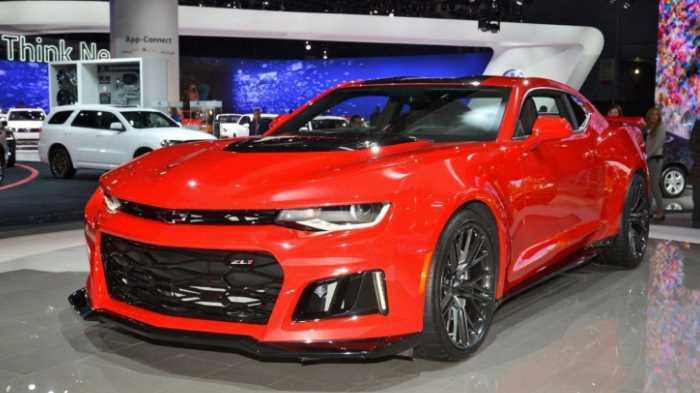 2022 Chevrolet Camaro Exterior