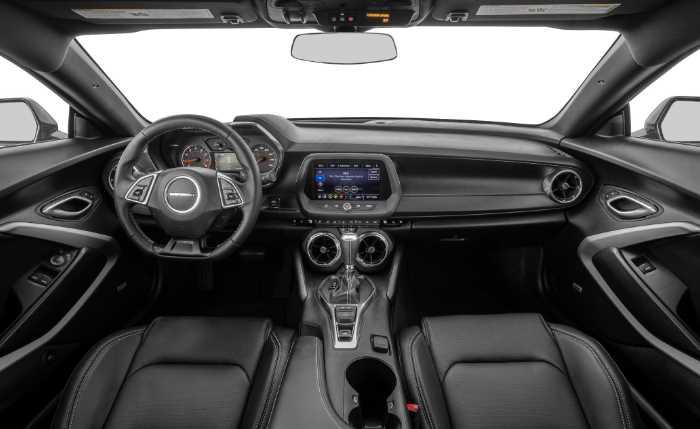2022 Chevrolet Camaro SS Interior