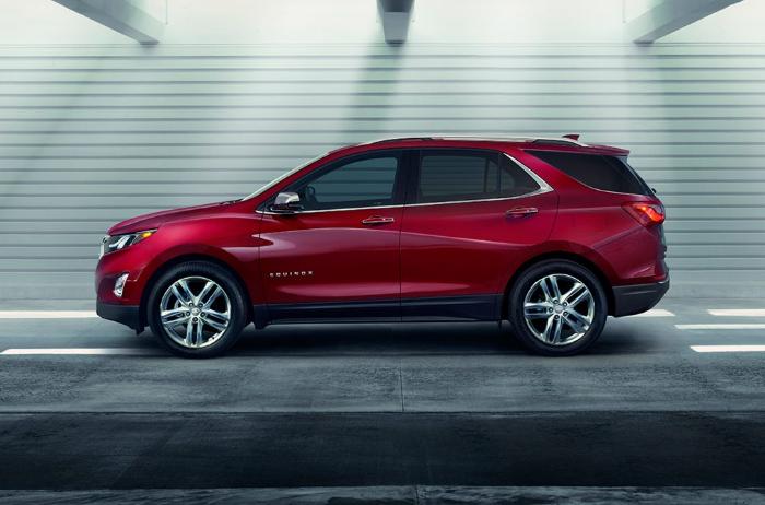 2022 Chevrolet Equinox Exterior