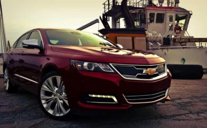 2022 Chevrolet Impala Exterior