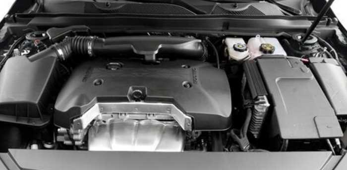2022 Chevrolet Impala Premier Engine