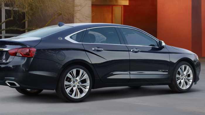 2022 Chevrolet Impala Premier Exterior