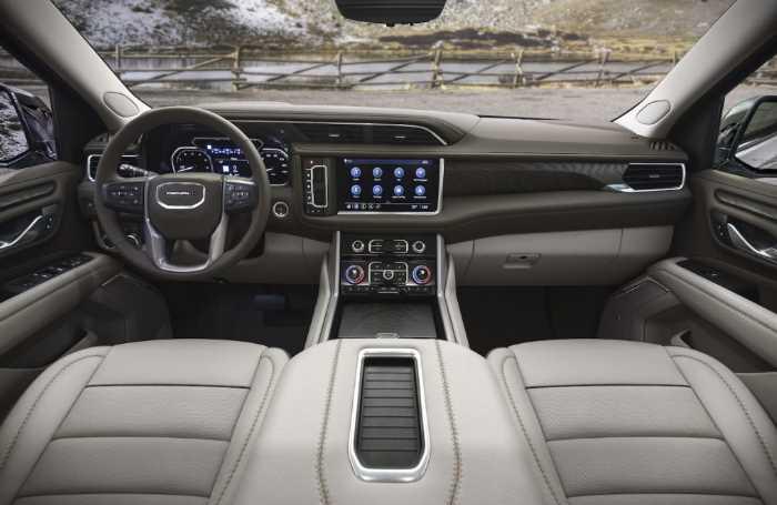 2022 Chevrolet Silverado 2500HD Interior