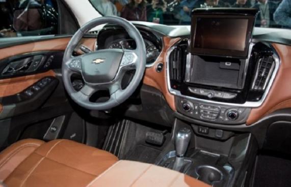2022 Chevrolet Tahoe LT Interior