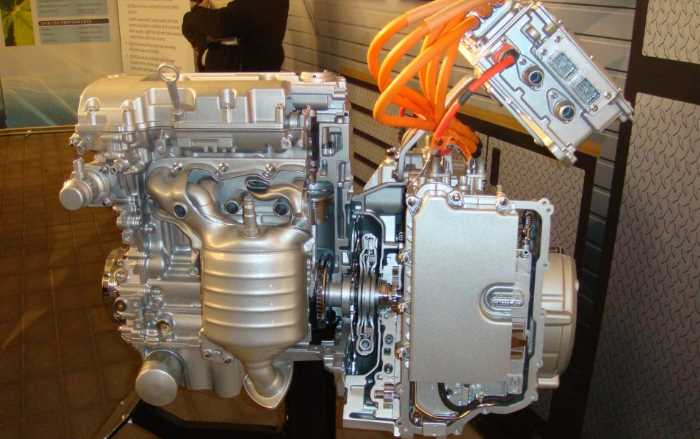 2022 Chevrolet Volt Engine